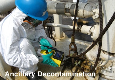 Ancillary Decontamination